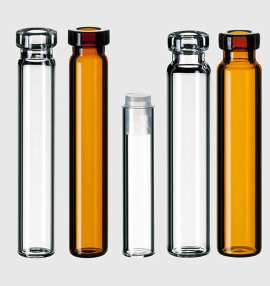 Consommables chromatographie et conditionnement pharmaceutique